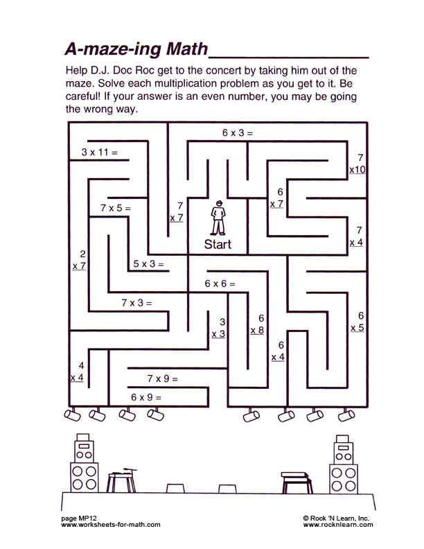 Second grade worksheets free